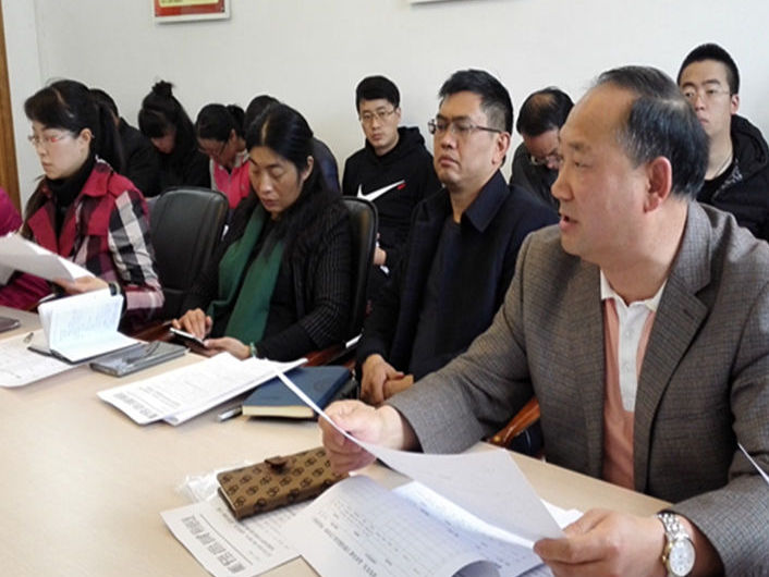 麒麟区委宣传部召开主题实践活动推进会